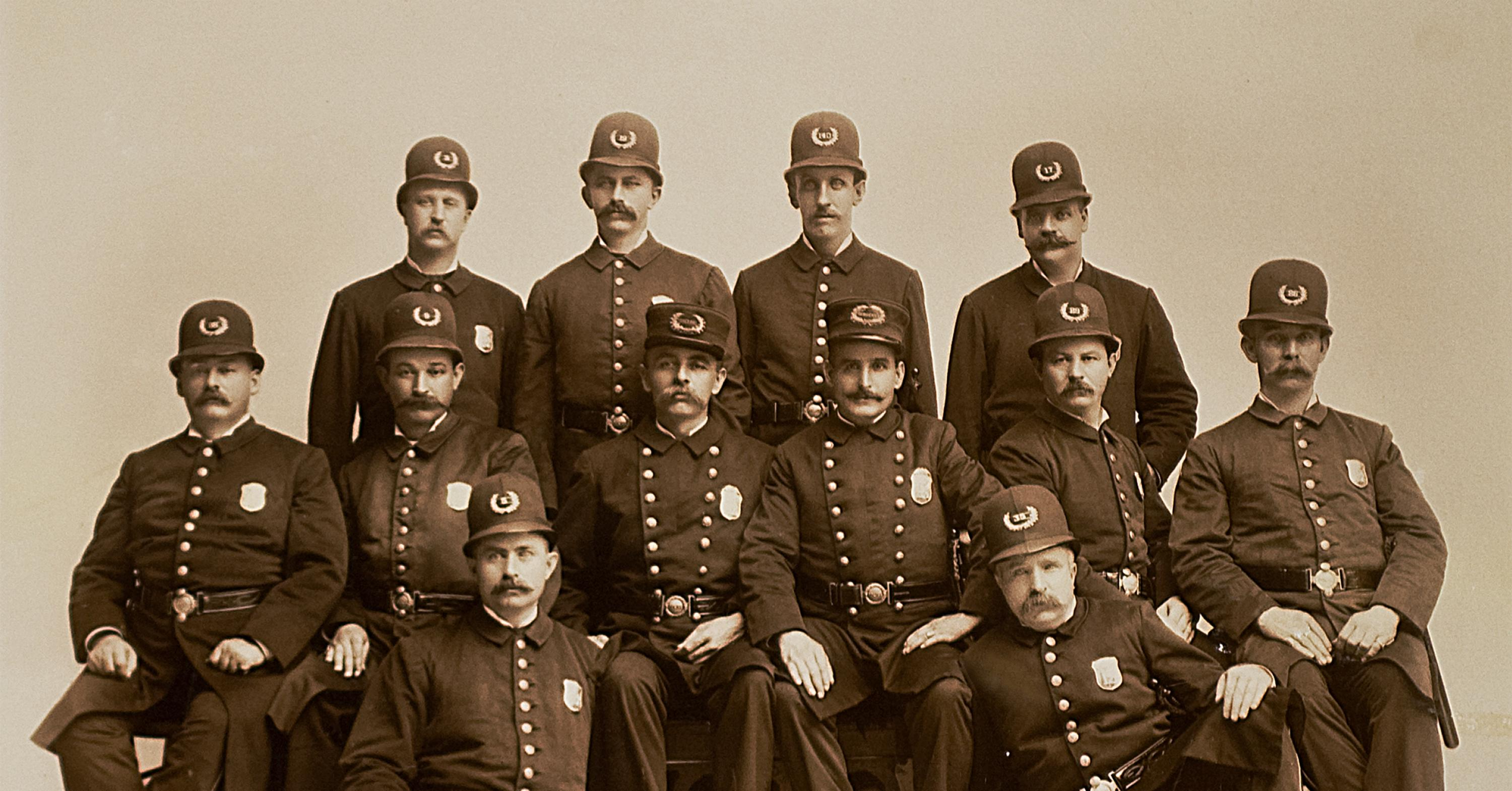 the history of police1 First african-american police officer - james l shelton, the first african american policeman was appointed and joined the force the haymarket riot - on may 4, 1886 the most devastating day in chicago police department history begins when a group of.